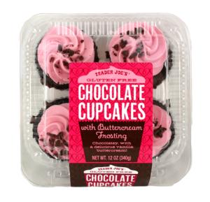 Trader Joe's Gluten-Free Cupcakes