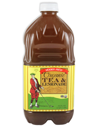 Trader Joe's Organic Tea & Lemonade